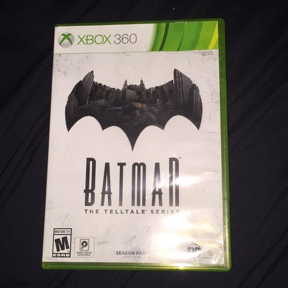 Xbox 360 Other - Batman the game